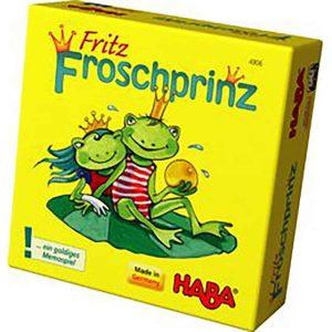 Fritz Frog Prince (Fritz Froschprinz)