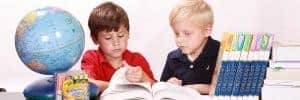 Paired reading for dyslexic kids