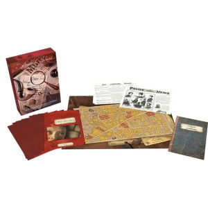 Sherlock Holmes Consulting Detective: Jack the Ripper & West End Adventures