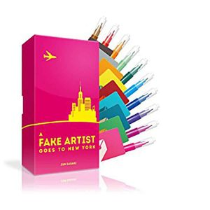 Fake Artist Goes To New York