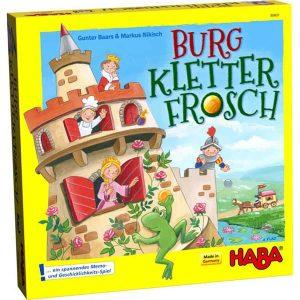 Castle Climbing Frog (Burg Kletterfrosch)