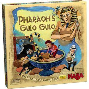 Pharoah's Gulo Gulo (Phara-oh-oh!)