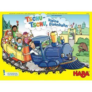 Color Choo Choo (Tschu-tschu, kleine Eisenbahn)