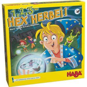 1, 2, 3: Hex Herbei!