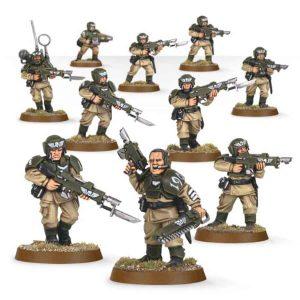 Cadian Shock Troops