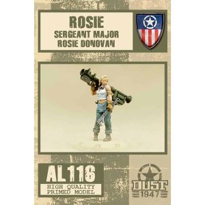 DUST 1947: Rosie - Primed