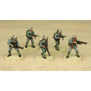 DUST 1947: ''The Saints'' Primed