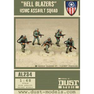 DUST 1947: ''Hell Blazers'' Primed