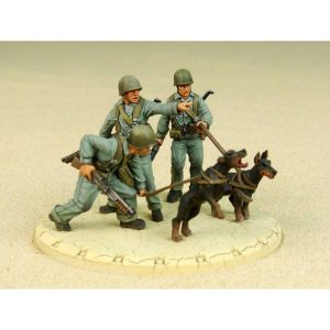 DUST 1947: USMC War Dog Recon Squad - Primed