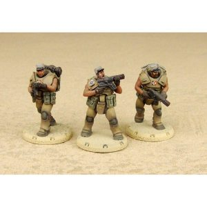 DUST 1947: Desert Scorpions Heavy Kill Squad - Primed