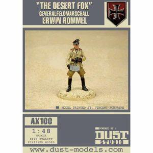 DUST 1947: ''The Desert Fox'' Primed