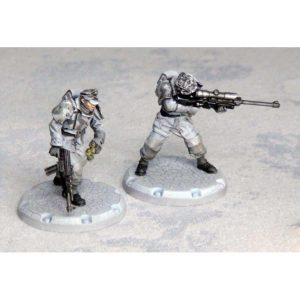 DUST 1947: Wehrmacht Sturmgrenadier Specialists - Primed