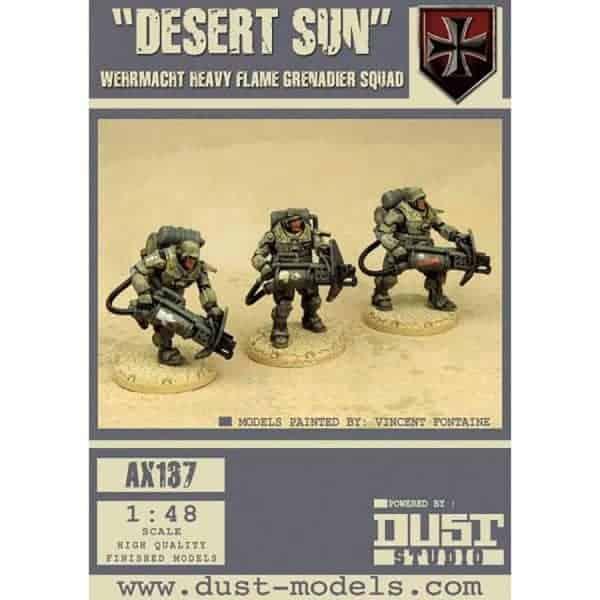 DUST 1947: ''Desert Sun'' Primed