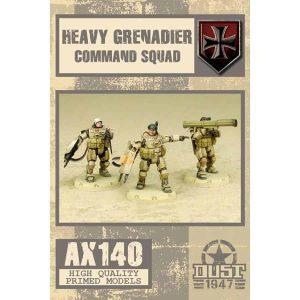 DUST 1947: Heavy Grenadier Command Squad