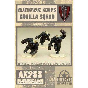 DUST 1947: Blutkreuz Korps Gorilla Squad