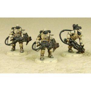DUST 1947: Heavy Laser Grenadier Squad