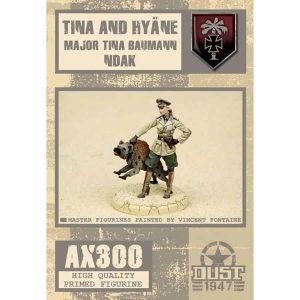 DUST 1947: ''Tina & Hyane'' Primed