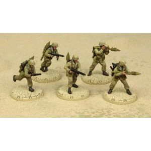 DUST 1947: ''African Lions'' Primed