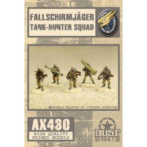 DUST 1947: Fallschirmjaeger Tank-Hunter Squad - Primed