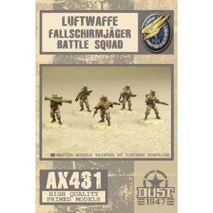 DUST 1947: Fallschirmjaeger Battle Squad - Primed
