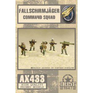 DUST 1947: Fallschirmjaeger Command Squad - Primed Edition