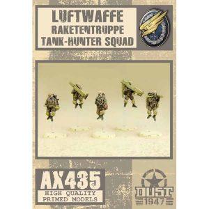 DUST 1947: Raketentruppe Tank Hunter Squad - Primed