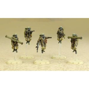 DUST 1947: Raketentruppe Anti-Aircraft Squad - Primed Edition