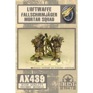 DUST 1947: Allschirmjaeger Mortar Squad - Primed Edition