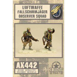 DUST 1947: Fallschirmjaeger Observer Squad - Primed