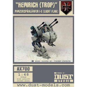 DUST 1947: ''Heinrich (Trop)'' Primed
