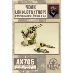 DUST 1947: Loki (Trop) / Loth (Trop) - Primed