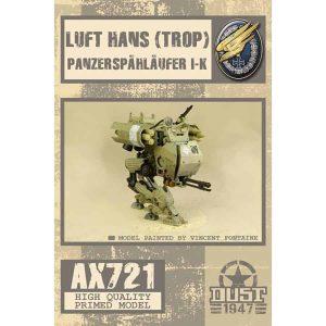 DUST 1947: Luft Hans (Trop) - Primed Edition