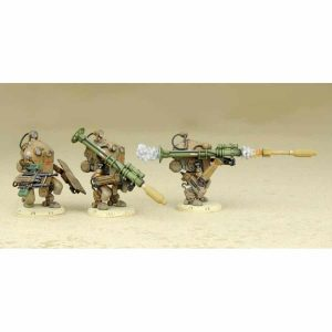 DUST 1947: Steel Guard Anti-Infantry Squad - Primed Edition
