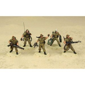 DUST 1947: Spetsnaz Command Squad - Primed