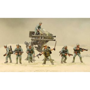 DUST 1947: USMC Starter Set - Taskforce Diver (Primed)
