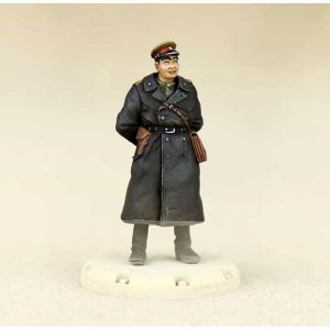 DUST 1947: Commissar Poon - Primed