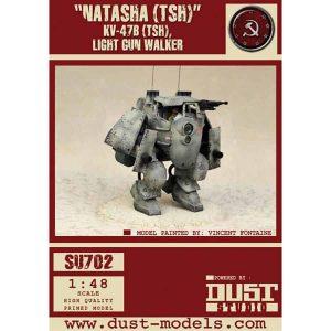DUST 1947: ''Natasha (TSH)'' Primed