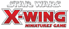 X-Wing Miniatures Game Logo