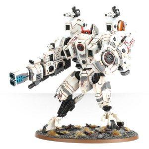 Tau Riptide XV104 Battlesuit
