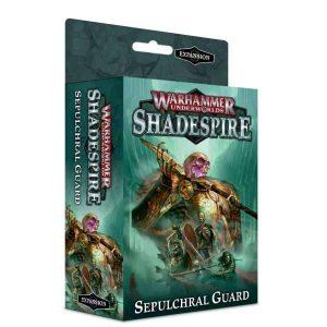 Shadespire Sepulchral Guard