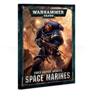 Space Marine Codex