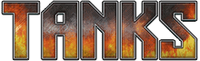 TANKS Gale Force 9 Wargame Logo